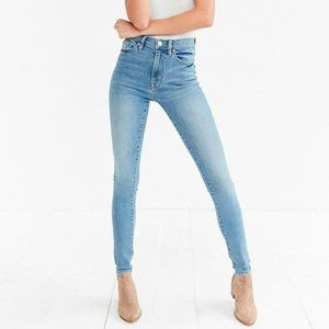 BDG High Rise Twig Grazer Jean Dakota